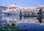 Glacier Lake in the Wallowa Mountains