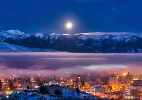 December ~ Magic of Christmas Morn