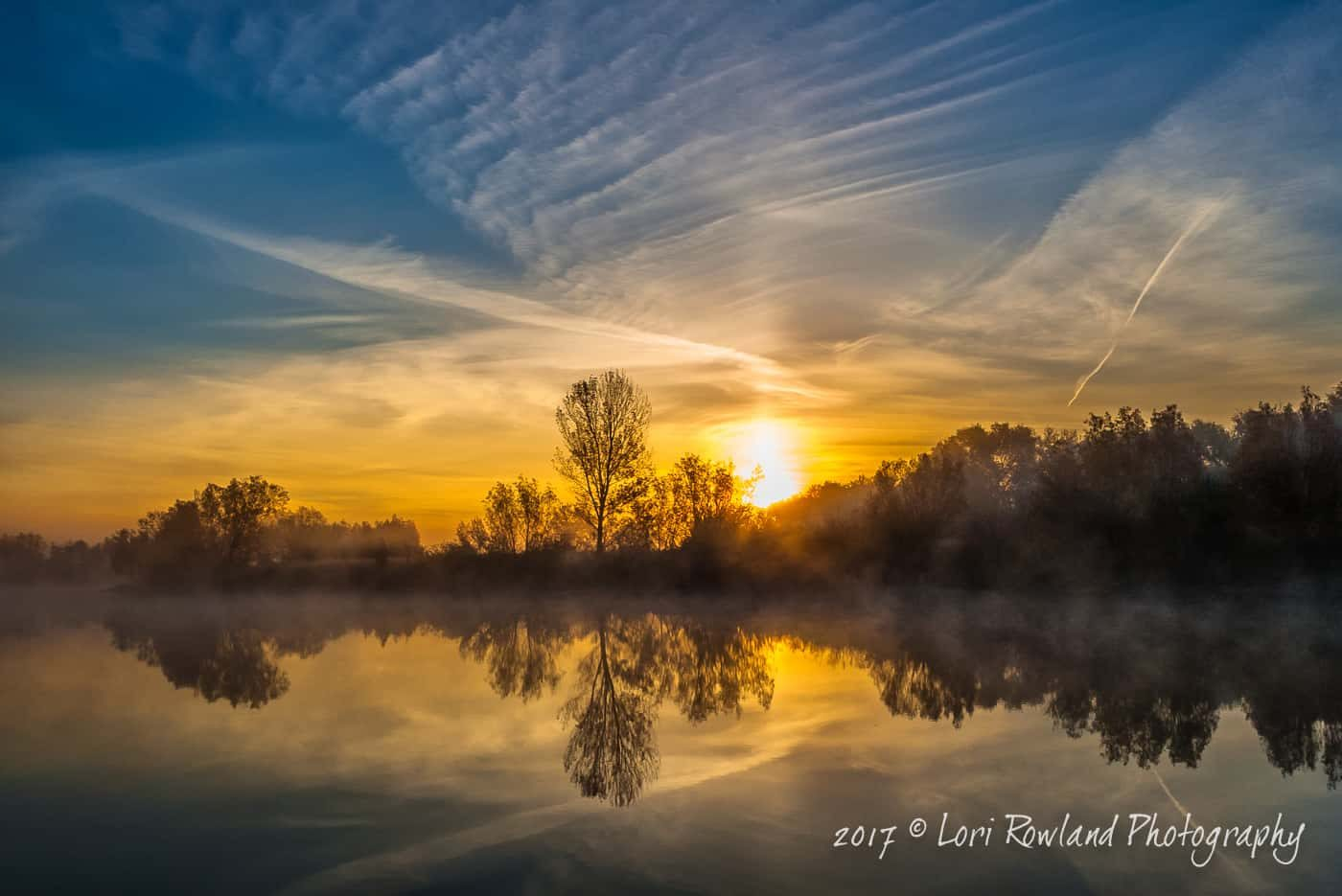 203 Pond, Baker County, Oregon. A beautiful sunrise at the local fishing hole.